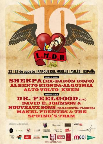 cartel LaMarRuido2014