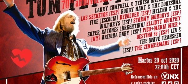 Tom Petty 70 aniversario