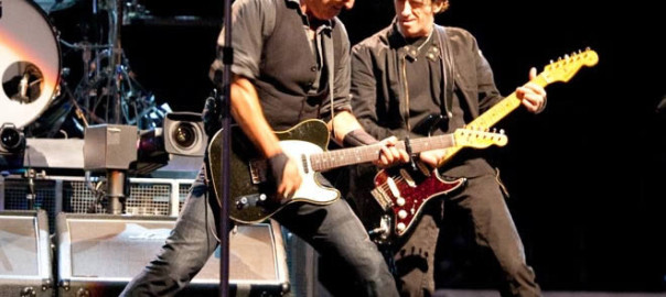 Willie Nile junto a Bruce